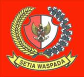 "logo Paspampres ""setiawaspada"""