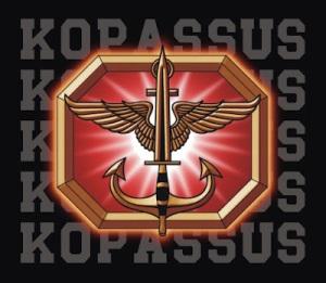 Logo Kopassus