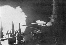 Washington menembaki kirishima