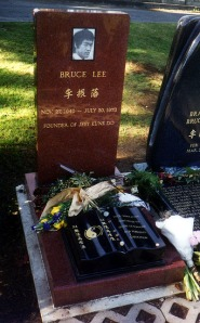 Makam Bruce Lee