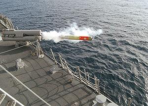 Torpedo MK-46 lightweight