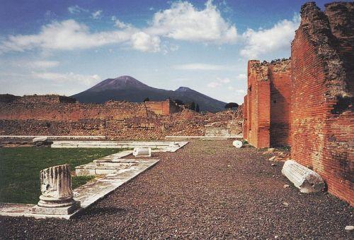 Puing kota Pompeii
