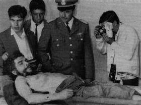 Che Guevara Tertangkap
