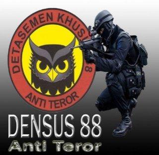 logo Densus 88