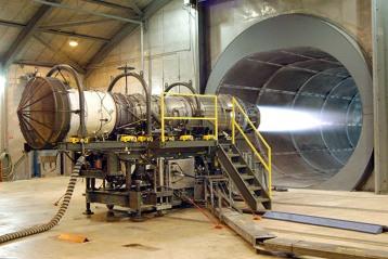 Mesin Turbojet