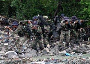 Pasukan katak TNI AL