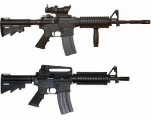 Senapan Colt M4
