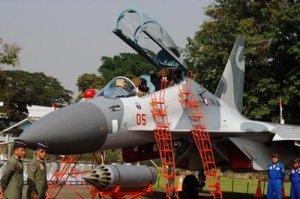 Pesawat Tempur TNI AU
