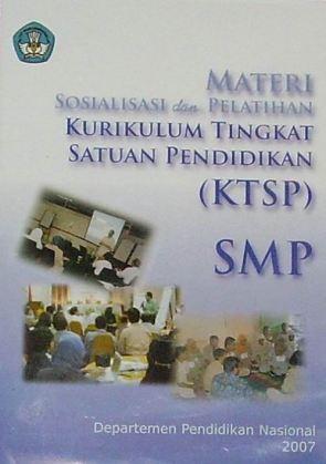 Cover Materi Pelatihan KTSP